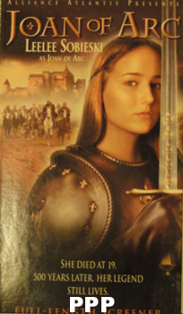 Joan of arc 1999 movie review