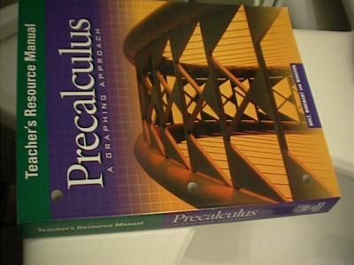 Precalculus & College Algebra