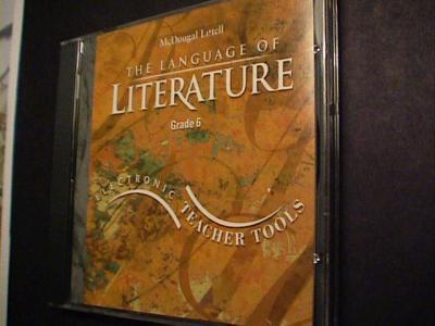 the language of literature grade 6 pdf