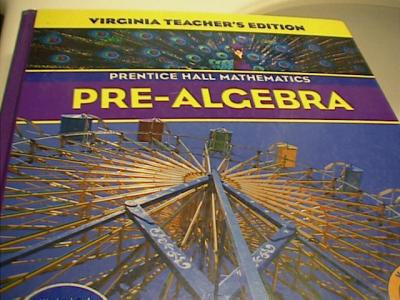 Help me with my pre-algebra homework