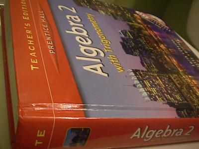 EBlueJay Prentice Hall Algebra 2 With Trigonometry