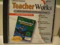 eBlueJay: glencoe Mathematics Algebra 2 Teacher's Edition (used for
