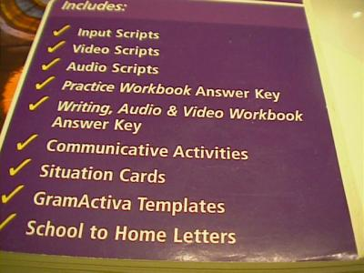 EBlueJay Realidades 1 Rractice Workbook Answer Key
