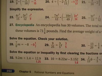 pre algebra answer key mcdougal littell - The Best and Most ...
