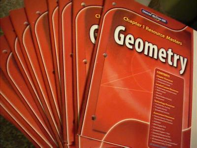 EBlueJay Glencoe Geometry Chapter Resource Package 10