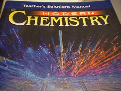 ebluejay holt modern chemistry teacher 39 s solutions manual. Black Bedroom Furniture Sets. Home Design Ideas