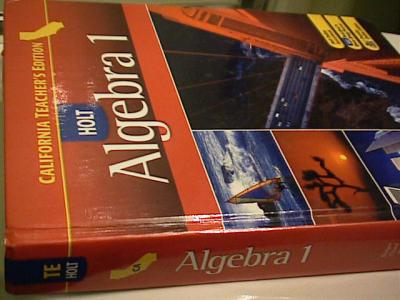 Answers to holt algebra 1 workbook   Research report powerpoint ...