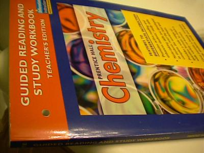 EBlueJay 0131904159 Prentice Hall Chemistry Guided Reading