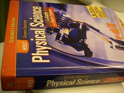 holt physical science textbook teacher edition pdf