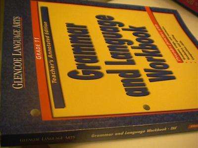glencoe grammar workbook grade 11 pdf