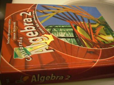 eBlueJay: Glencoe Algebra 2 Concepts Skills and Problem
