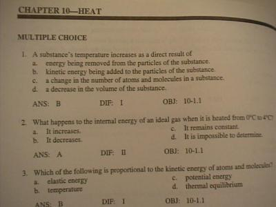 ANSWERS HOLT PHYSICS WORKBOOK