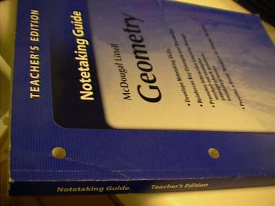 ebluejay mcdougal littell geometry notetaking guide teacher s rh ebluejay com lesson 1.1 geometry notetaking guide answers Algebra 1 Notetaking Guide
