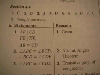 Holt Mcdougal Worksheet Answers Geometry Also Worksheet X On Both ...