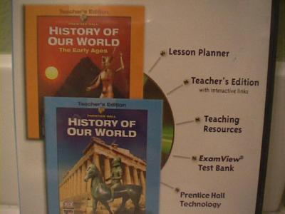 EBlueJay History Of Our World The Early Ages Edition TE