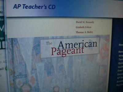 EBlueJay The American Pageant AP Teacher S Resource Tests