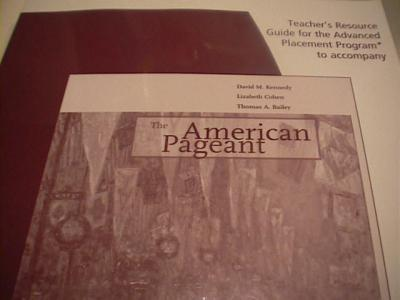 EBlueJay The American Pageant AP Teacher S Resource Guide