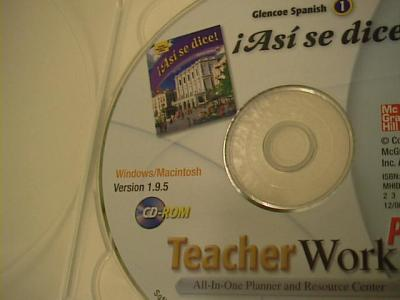 EBlueJay Glencoe Asi Se Dice Level 1 Teacher S Tools