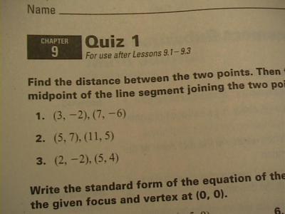Cpm homework help ccg