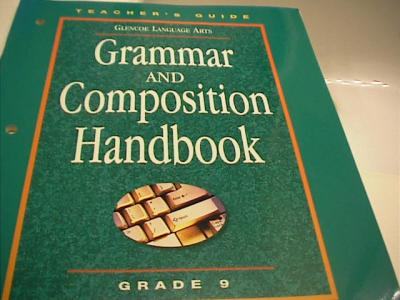 eBlueJay: Glencoe Language Arts Grammar and Composition