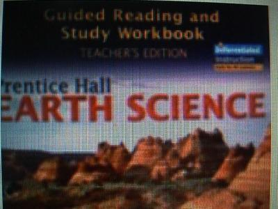 EBlueJay Prentice Hall Earth Science Guided Reading And