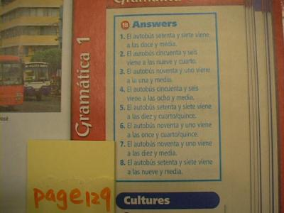 Worksheets Holt Spanish 2 Workbook Answer Key ebluejay holt spanish expresate 1 teachers edition test book 2006 used for se 0030676789 2 books
