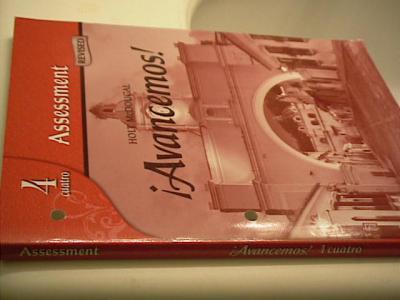 Avancemos 2 textbook