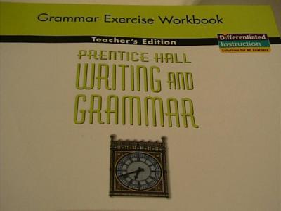 prentice hall writing and grammar grade 9 answer key pdf