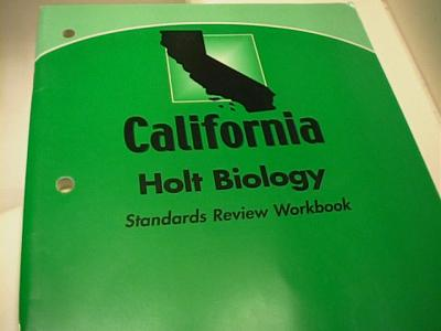 holt california biology textbook pdf