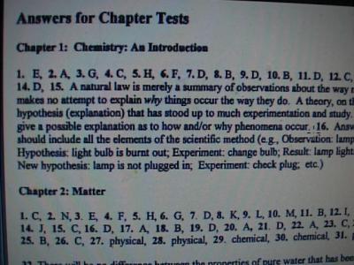 world of chemistry zumdahl pdf