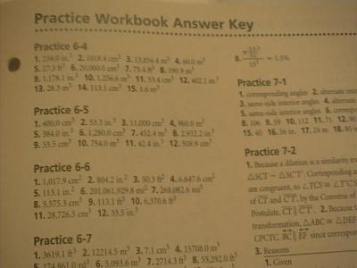 eBlueJay: 0134329325 Practice Workbook Answer Key Prentice Hall ...