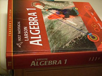 holt mcdougal algebra 1 teacher cd rom