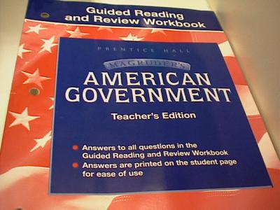 ebluejay 0130679569 magruder s american government guided reading rh ebluejay com guided reading and review workbook california prentice hall magruder's american government magruder's american government guided reading and review workbook answer key