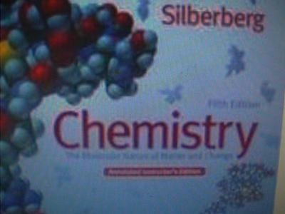 Chemistry The Molecular Nature Of Matter And Change Instructor S Edition