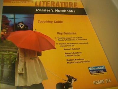 The Prentice Hall Reader, 11th ed. , and A Writer's Resource with mla, 5th ed.