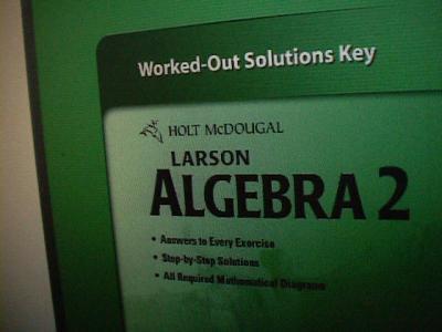 ebluejay holt mcdougal larson algebra 2 solutions manual. Black Bedroom Furniture Sets. Home Design Ideas
