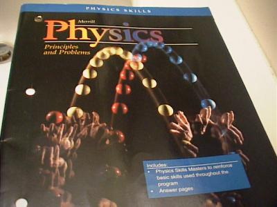 merrill physics principles and problems pdf