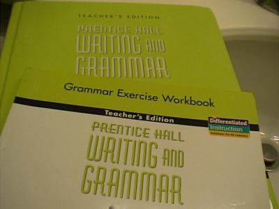 prentice hall grammar exercise workbook answers grade 8