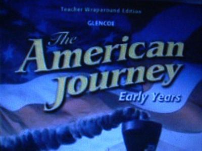 Glencoe american journey textbook