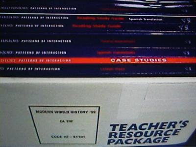 Mcdougal Littell Modern World History Patterns Of