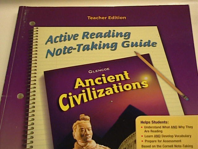 ebluejay 0078703077 discovering our past ancient civilizations rh ebluejay com active reading note taking guide teacher edition active reading note taking guide teacher edition