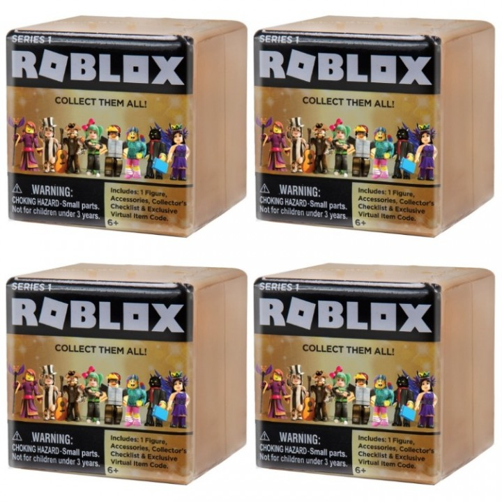 eBlueJay: Roblox Mystery Celebrity Figures Series 1 Gold