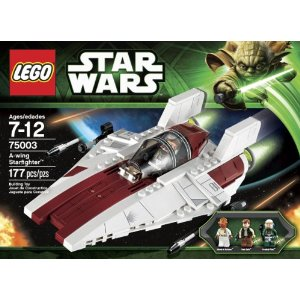 ebluejay lego star wars a wing starfighter 75003 sealed new. Black Bedroom Furniture Sets. Home Design Ideas