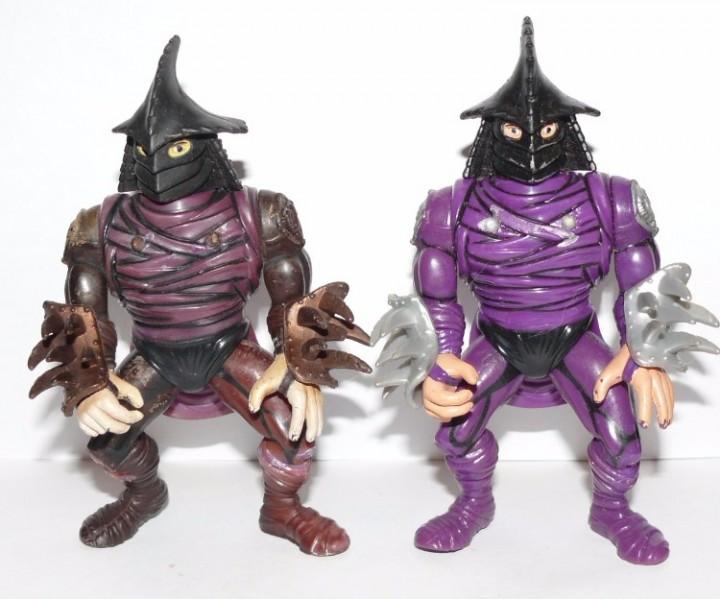 Teenage Mutant Ninja Turtles Shredder Toy : Ebluejay: tmnt movie star super shredder action figure fodder lot