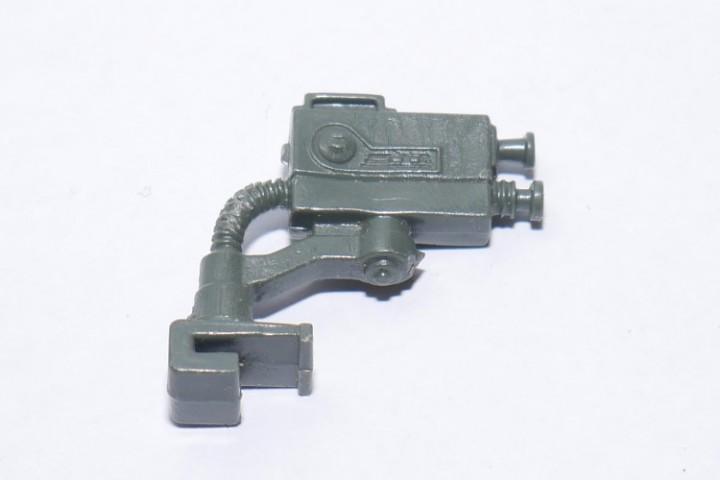 1983 GI JOE ARAH HEADQUARTERS COMMAND CENTER  MACHINE GUN PART ACCESSORY