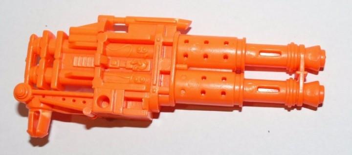 GI Joe Vehicle Brawler Pivot Swivel Gun 1991 Original Part