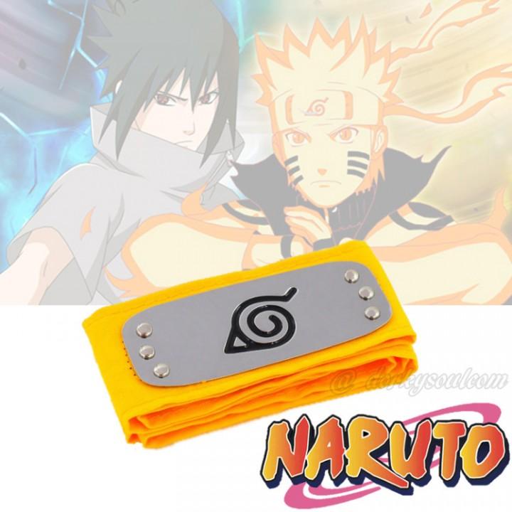 eBlueJay: Naruto Sasuke Shippuden Anime Hidden Leaf Village Headband