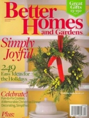 Ebluejay magazine back issue better homes and gardens Better homes and gardens current issue