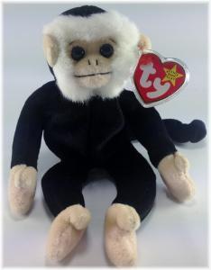 000b304a47b Ty MOOCH 1999 Black Spider Monkey Primate 9