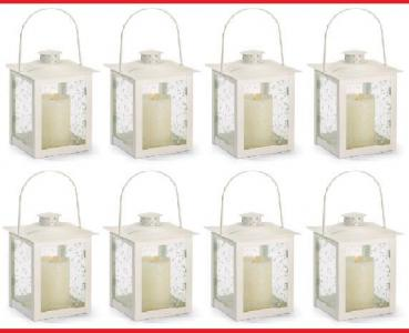 on hold weddings 10 large ivory color glass candle lanterns centerpieces